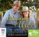Educating Alice (MP3) - Alice Greenup