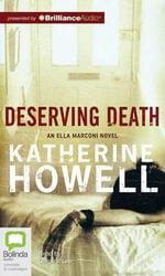 Deserving Death - Katherine Howell