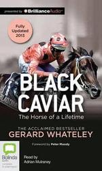Black Caviar - Gerard Whateley