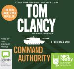 Command Authority (MP3) - Tom Clancy