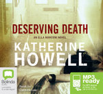 Deserving Death (MP3) - Katherine Howell