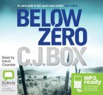 Below Zero (MP3) - C J Box