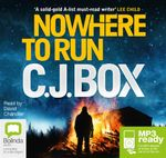 Nowhere To Run (MP3) - C J Box