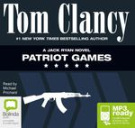 Patriot Games (MP3) - Tom Clancy