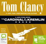 The Cardinal Of The Kremlin (MP3) - Tom Clancy