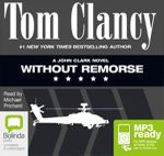 Without Remorse (MP3) : John Clark #1 - Tom Clancy
