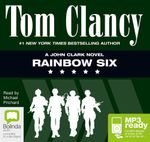 Rainbow Six (MP3) - Tom Clancy
