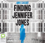 Finding Jennifer Jones - Anne Cassidy