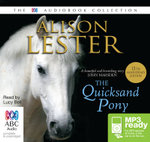 The Quicksand Pony (MP3) - Alison Lester