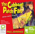 The Cabbage Patch Fibs Collection (MP3) - Paul Jennings