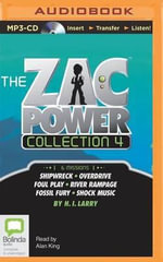 Zac Power Collection #4 - H I Larry
