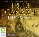 The Thief's Magic - Trudi Canavan