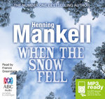 When The Snow Fell (MP3) - Henning Mankell