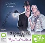 They Found Him Dead (MP3) : Inspector Hannasyde #3 - Georgette Heyer