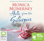 Hello From The Gillespies (MP3) - Monica McInerney