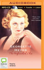 The Unfinished Clue - Georgette Heyer