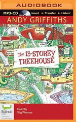 The 13-Storey Treehouse - Andy Griffiths