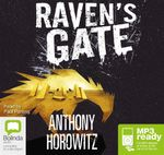 Raven's Gate (MP3) : Power of five #1 - Anthony Horowitz
