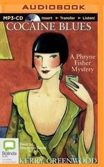 Cocaine Blues : Phryne Fisher Mysteries (Audio) - Kerry Greenwood