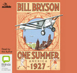 One Summer : America 1927 - Bill Bryson
