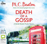 Death Of A Gossip - M. C. Beaton