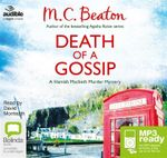 Death Of A Gossip (MP3) - M. C. Beaton