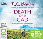 Death Of A Cad (MP3) - M. C. Beaton