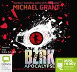 Apocalyspse (MP3) : BZRK Series - Michael Grant