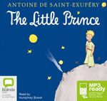 The Little Prince (MP3) - Antoine de Saint-Exupery