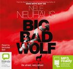 Big Bad Wolf (MP3) - Nele Neuhaus