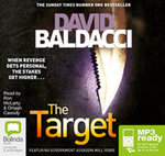 The Target (MP3) : Will Robie #3 - David Baldacci