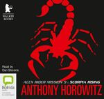 Scorpia Rising : Alex Rider #9 - Anthony Horowitz