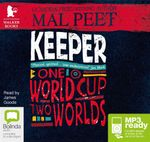 Keeper (MP3) : Paul Faustino #1 - Mal Peet