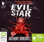 Evil Star (MP3) - Anthony Horowitz
