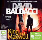 King And Maxwell (MP3) - David Baldacci