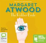The Robber Bride (MP3) - Margaret Atwood