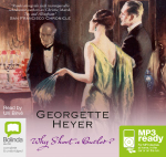 Why Shoot A Butler? (MP3) - Georgette Heyer