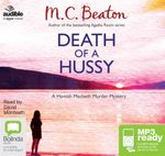 Death Of A Hussy (MP3) - M. C. Beaton