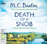 Death of A Snob : Hamish Macbeth #6 - M. C. Beaton