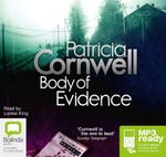 Body Of Evidence (MP3) - Patricia Cornwell