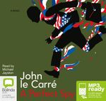 A Perfect Spy (MP3) - John Le Carre