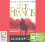 Blood Sport (MP3) - Dick Francis