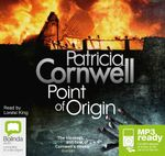 Point Of Origin (MP3) - Patricia Cornwell