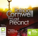 The Last Precinct (MP3) : Scarpetta #11 - Patricia Cornwell