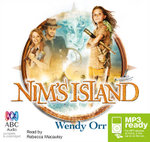 Nim's Island (MP3) - Wendy Orr