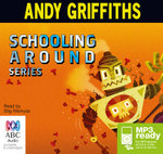 Schooling Around Series Complete Series (MP3) : Schooling Around Series: Books 1-4 - Andy Griffiths