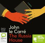 The Russia House (MP3) - John Le Carre