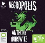 Necropolis (MP3) - Anthony Horowitz