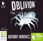 Oblivion (MP3) : Power of Five : Book 5 - Anthony Horowitz