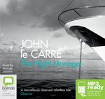The Night Manager (MP3) - John Le Carre